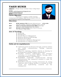 Resume For Teaching Position Fascinating 28 Sample Resume Teaching Position SampleResumeFormats28