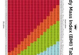 Bariatric Bmi Chart Bariatric Surgery Bmi Chart Easybusinessfinance Net