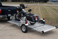 The NEW T-Ramp Trailer/Ramp by Condor