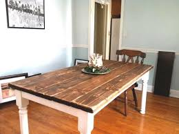 Build Dining Room Table Awesome Decoration