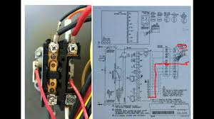hvac contactor wiring diagram hvac image wiring hvac training understanding schematics contactors 2 on hvac contactor wiring diagram