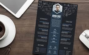 50 Free Creative Cv Resume Design Templates For All Professionals