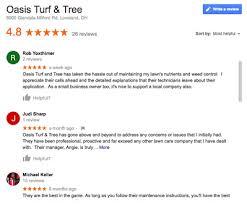 compare trugreen cincinnati scotts lawn service and oasis turf tree