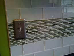 how to install glass tile backsplash tile trim kitchen astounding trim ideas pertaining to glass tile