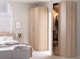 ikea pax wardrobe lighting. A Bright Bedroom With PAX Wardrobe And MALM Bed In Light Oak, Plus White DVALA Quiltcover. Ikea Pax Lighting I