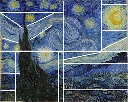 how to paint van gogh s starry night