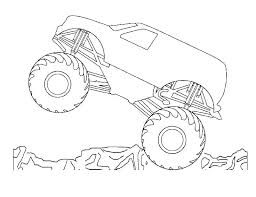Grave Digger Color Pages Grave Digger Coloring Pages Grave Digger