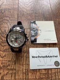 Купить <b>часы Technomarine</b> UF6 Chronograph за 27 044 ₽ у ...