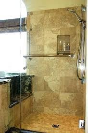 steps to tile a shower building a tile shower floor custom tile shower and shower pan