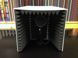 how to make your own sound booth for better overs