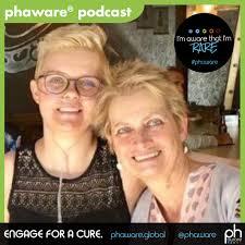 I'm Aware That I'm Rare: the phaware® podcast: Lori Heaton ...