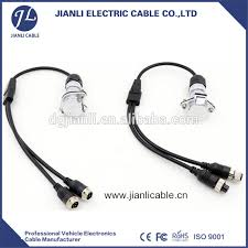 whole connected trailer online buy best connected trailer 5 7pin <strong>trailer< strong> truck coiled electrical cable