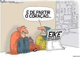 Resultado de imagem para EIKE BATISTA PLANEJA UMA DELAÇÃO CONJUNTA COM SEU EX-EXECUTIVO: CHARGES