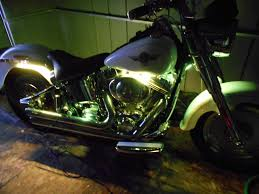 Radiance hardcore light motorcycle