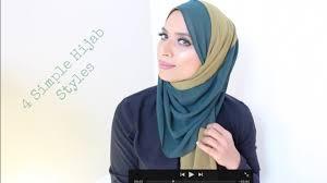 everyday simple hijab styles ft hijab junkie saman munir