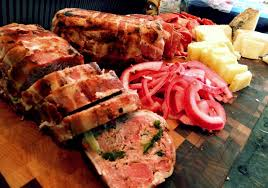Le Ka Restaurant Serves Authentic French Cuisine In Downtown Los Country Style Pate