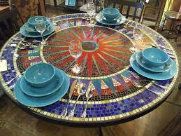 elegant mosaic patio table 1000 images about patio mosaic on