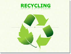 Lovely Recycle Symbol Powerpoint Templates Pptstudios Nl