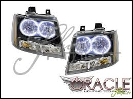 Halo Lights Com Halo Lights Are You Ready To Mod For More Chevy Avalanche