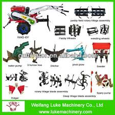machine tools names. names agricultural tools japanese tractor weeding machine