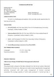 How To Make A Resume For A Job Custom Resume Applying Job Putasgae