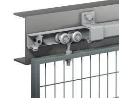 Door Sliding System - Exterior sliding door track
