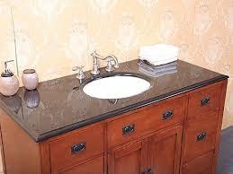 bathroom vanity granite backsplash. WP5434-DTB-49 49\ Bathroom Vanity Granite Backsplash