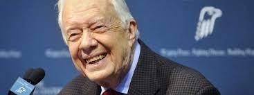Jimmy Carters Krebserkrankung offenbar weg