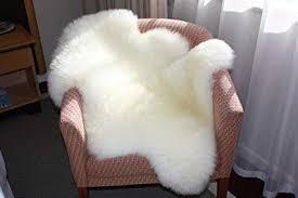 sheep skin rug a star white real sheepskin rug 2x3 single pelt sheep skin fur rug sheep skin rug faux sheepskin