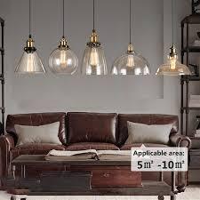 Vintage Pendelleuchte Licht Industrie Deckenlampe Hngelampe Modern Kronleuchter