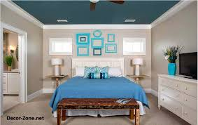 Bedroom Tray Ceiling Paint Best Bedroom Ceiling Color Ideas Home
