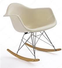 Modern Rocking Chair White Modern Rocking Chair Stock Photo Ac Joingate 2269902