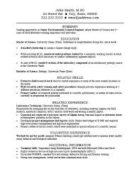 Laboratory Technician Resume Template Premium Resume Samples Example Delectable Lab Technician Resume