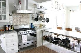 Eclectic Kitchen Kitchen Elements Of An Eclectic Kitchen Part 2 Island With