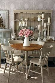 round table and 4 chairs shabby chic round dining table and 4 chairs glass dining table 4 chairs