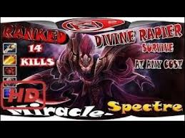 dota 2 pro 2017 dota 2 miracle spectre survive at any cost