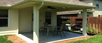building covered patio pros cons of wood framed patio covers building a covered porch cost