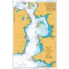 Admiralty Chart 2675 2675 English Channel Admiralty Chart Only 26 40