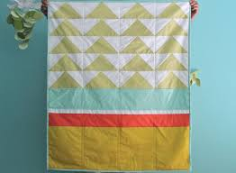 neon flying geese color block quilt: one of a kind | q u i l t s ... & neon flying geese color block quilt: one of a kind Adamdwight.com
