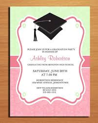 Graduation Party Announcement Graduation Party Announcement Templates Barca Fontanacountryinn Com