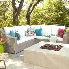 curved outdoor seating modular patio furniture cool