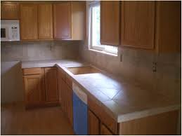 Granite Tile For Kitchen Countertops Kitchen Tile Kitchen Countertops Reviews Tile Kitchen