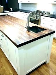 ikea wooden countertop butcher block review plus reviews to create inspiration solid wood ikea wood countertops