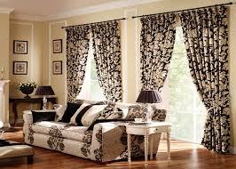 Black living room curtains Rod Stick Attractive Black Living Room Curtains Designs With Black And White Living Room Curtains Modern House Mellanie Design Attractive Black Living Room Curtains Designs With Black And White