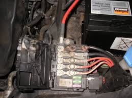 please help alternator fuse ignore the copper wire