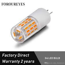 Free Led Light Bulb Samples Free Sample Mini G4 Led Bulb No Flicker 12v 3w 45leds Smd4014 Ra85 Led Lamp Crystal Light Chandelier By Dhl E17 Led Bulb Led Fog Light Bulbs From