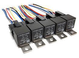 5 pack 30 40 amp relay wiring harness spdt 12 volt bosch style s 5 pack premium 40 amp relay wiring harness spdt 12 volt bosch style 5