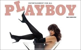 Bildresultat för playboy magazine
