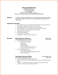 Entry Level Resume Objective Statements Camelotarticles Com
