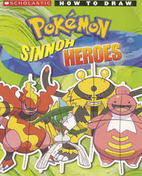 how to draw sinnoh heroes